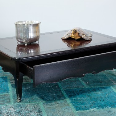 table basse copie d'ancien